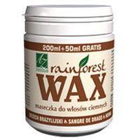 Az medica Wax rainforest do włosów ciemnych