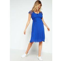 MAMALICIOUS MLGURUMA Sukienka letnia mazarine blue (5713230834752)