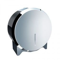 Pojemnik na papier toaletowy MERIDA STELLA MINI STAL POLEROWANA BSP201, BSP201