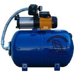 Hydrofor ASPRI 45 4 ze zbiornikiem przeponowym 80L (pompa cyrkulacyjna)