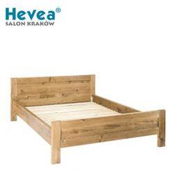 Łóżko sosnowe Hevea Prestige