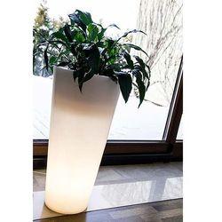 Donica podświetlana LED VENUS 91 cm