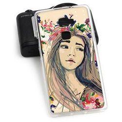 Fantastic Case - Huawei Mate S - etui na telefon Fantastic Case - kolorowy wianek (Futerał telefoniczny)