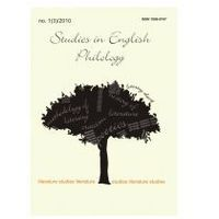 Studies in English Philology nr 3 rok 2010 (ISBN 1896974703)