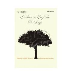 Studies in English Philology nr 3 rok 2010 (ISBN 1896974703)