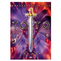 Greatest Hits Live And More (DVD) - Toto