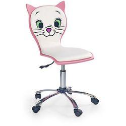 Fotel Kitty 2 kółka do parkietów