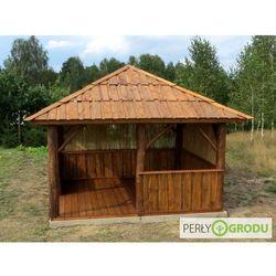 Altana ogrodowa 3m x 3m - A4 - produkt z kategorii- altany
