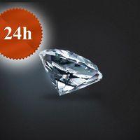 Diament 0,15 ct /F / SI2