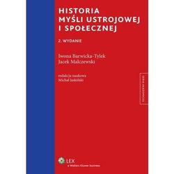 Historia myśli ustrojowej i społecznej - Dostępne od: 2014-10-10, pozycja wydawnicza