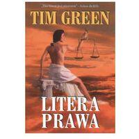 Litera prawa - Tim Green