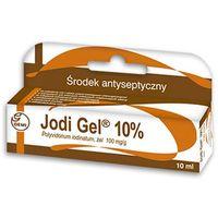 Jodi zel 10% x 10ml z kategorii Pozostałe środki dezynfecyjne