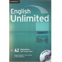 English Unlimited Elementary Workbook (zeszyt ćwiczeń) with DVD-ROM