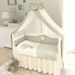 Belisima Boboraj łóżeczko niemowlęce z wyposażeniem - zestaw 11 odbierz swój rabat dzisiaj!!!