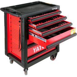 Yato Wózek narzędziowy z zestawem narzędzi 177 cz. yt-5530 (5906083955303)