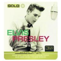 Gold - Greatest Hits (CD) - Elvis Presley