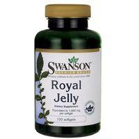 Swanson Royal Jelly (Mleczko pszczele) 3x333,33mg 100 kaps.