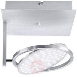 Lampa ścienna Paul Neuhaus, 6801-95 Q®, 4.2 W, ciepły biały, biały neutralny, biały - światła dziennego (4012248290897)