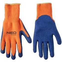 Rękawice robocze NEO 97-611 Niebiesko-pomarańczowy (Rozmiar 10) (5907558421804)