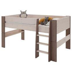 Łóżko piętrowe niskie for kids marki Steens