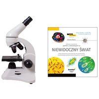 Mikroskop Levenhuk Rainbow 50L + Książka