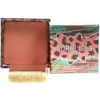 coralista face powder 12g w puder odcień coral pink sheen marki Benefit