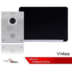 Zestaw wideodomofonu stacja bramowa monitor 7'' s551_m690bs2 marki Vidos