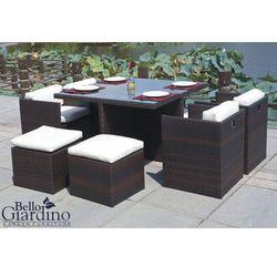 Zestaw mebli stołowych DELIZIOSO, produkt marki Bello Giardino