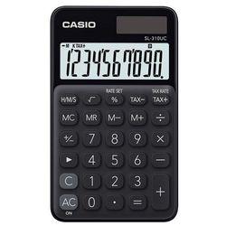 Casio Kalkulator sl-310uc-bk czarny (4549526700170)