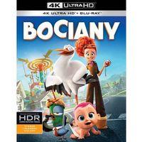 Bociany 4K (Blu-Ray) - Nicholas Stoller, Doug Sweetland (7321999345143)