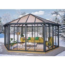 Palram Sześciokątny poliwęglanowy ogród zimowy garda