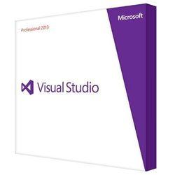 MICROSOFT VISUAL STUDIO PRO 2013 ENGLISH DVD (oprogramowanie)