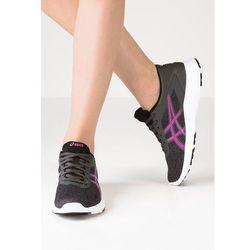 ASICS NITROFUZE Obuwie do biegania treningowe dark steel/pink glow/black od Zalando.pl