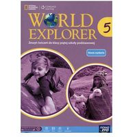 Język angielski World Explorer 5 ćwiczenia SP / podręcznik dotacyjny (2017)