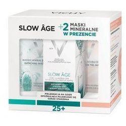 slow age pielęgnacja opóźniająca pojawianie się oznak starzenia 50ml + 2 maski /zestaw/ marki Vichy