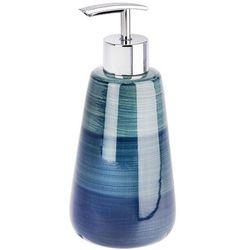 Dozownik do mydła w płynie, żelu pottery petrol, marki Wenko