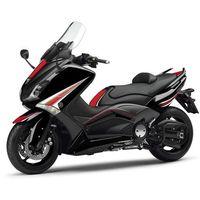 Zestaw naklejek PUIG do Yamaha T-Max 530 12-15 (białe 8413)