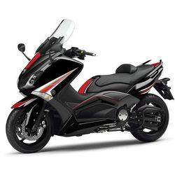 Zestaw naklejek PUIG do Yamaha T-Max 530 12-15 (białe 8413) z kategorii Pozostałe akcesoria motocyklowe
