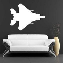 Tablica suchościeralna 033 samolot marki Deco-strefa – dekoracje w dobrym stylu