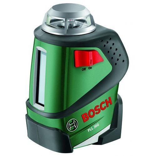 Bosch laser liniowy PLL 360 z kategorii Pozostałe narzędzia elektryczne