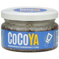 COCOYA 180g Sól himalajska Pasta Kokosowa z chia | DARMOWA DOSTAWA OD 150 ZŁ!