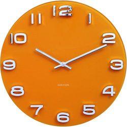 Karlsson zegar 5640YE, kolor żółty