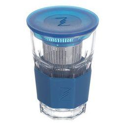 Pasabahce  szklanka z zaparzaczem i pokrywką 415 ml mix kolorów