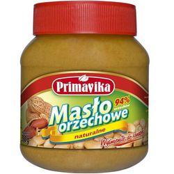 Masło orzechowe naturalne 350g (masło na pieczywo)