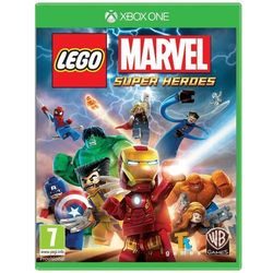 LEGO Marvel Super Heroes, gra Xbox One
