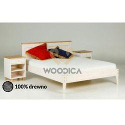 Łóżko siena 23 l2 180x89x200 marki Woodica