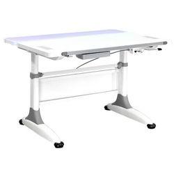 Biurko regulowane comf-pro kids master desk - fioletowy marki Ergodesk