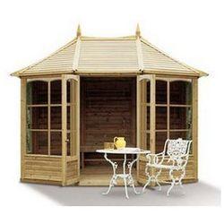Altana zamykana Harrogate Pavilion