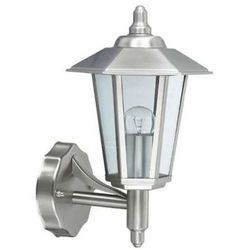 Ideus Klasyczna oprawa elewacyjna hl240 01149 ścienna oprawa zewnętrzna kinkiet ogrodowy ip44 latarnia outdo