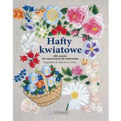 Hafty kwiatowe, książka z ISBN: 9788328007086